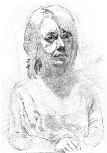 A 40 min portrait study